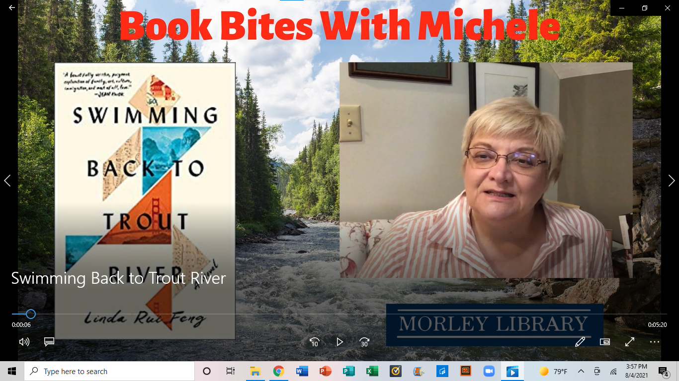Book Bites: Swimming Back to Trout River