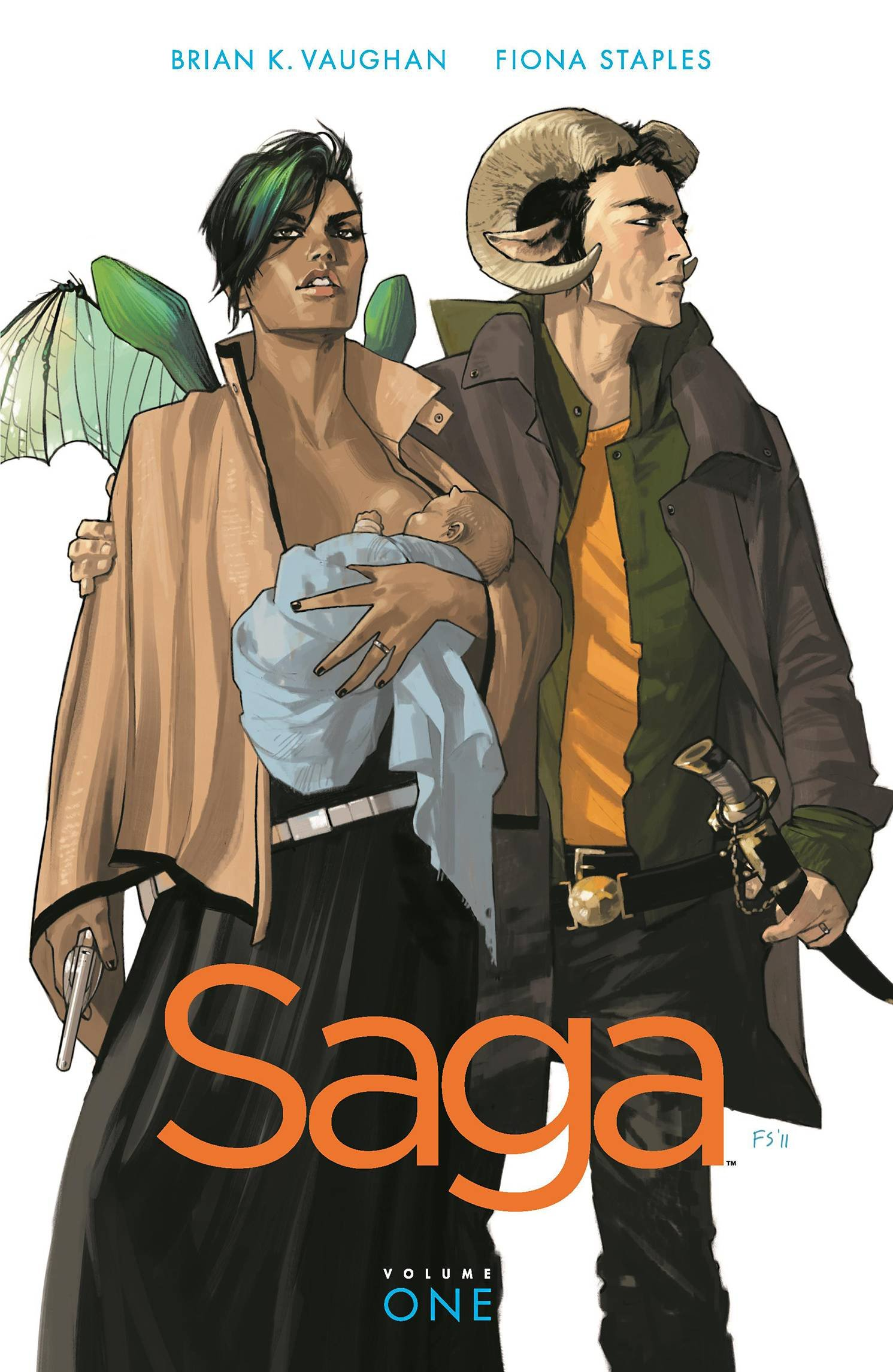 Banned Books Week   Graphic Novel Booktalk: Saga by Brian K. Vaughan and Fiona Staples