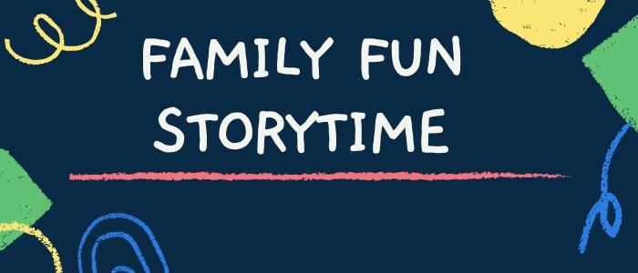 Family Fun Storytime