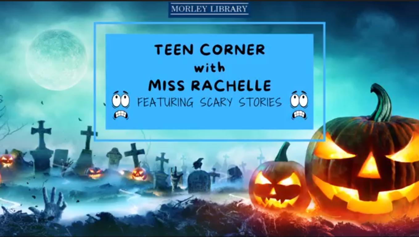 Teen Reads To Celebrate the Spooky Season