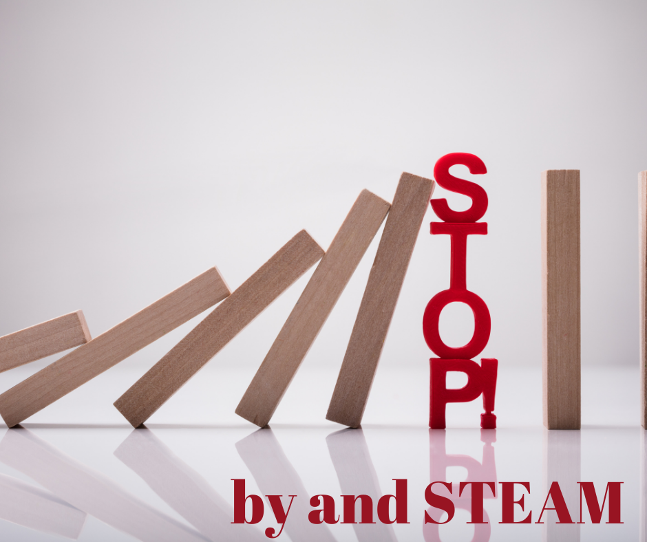 Stop by and STEAM