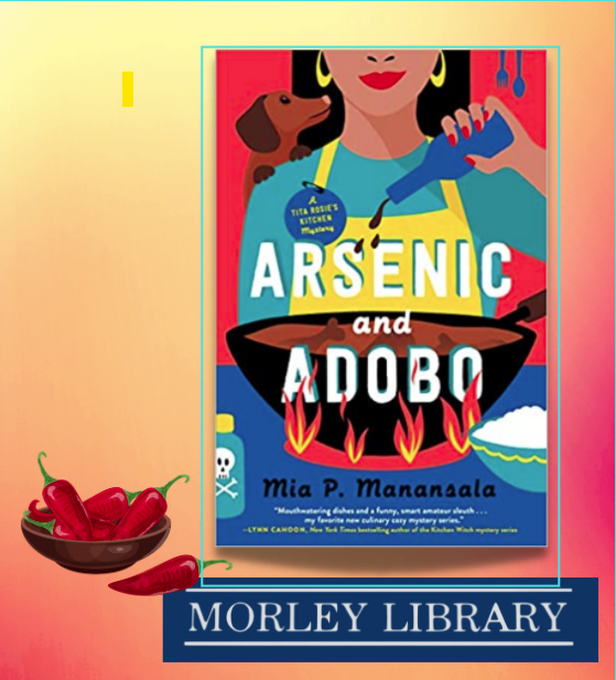 Arsenic and Adobo: A Cozy Culinary Mystery Booktalk