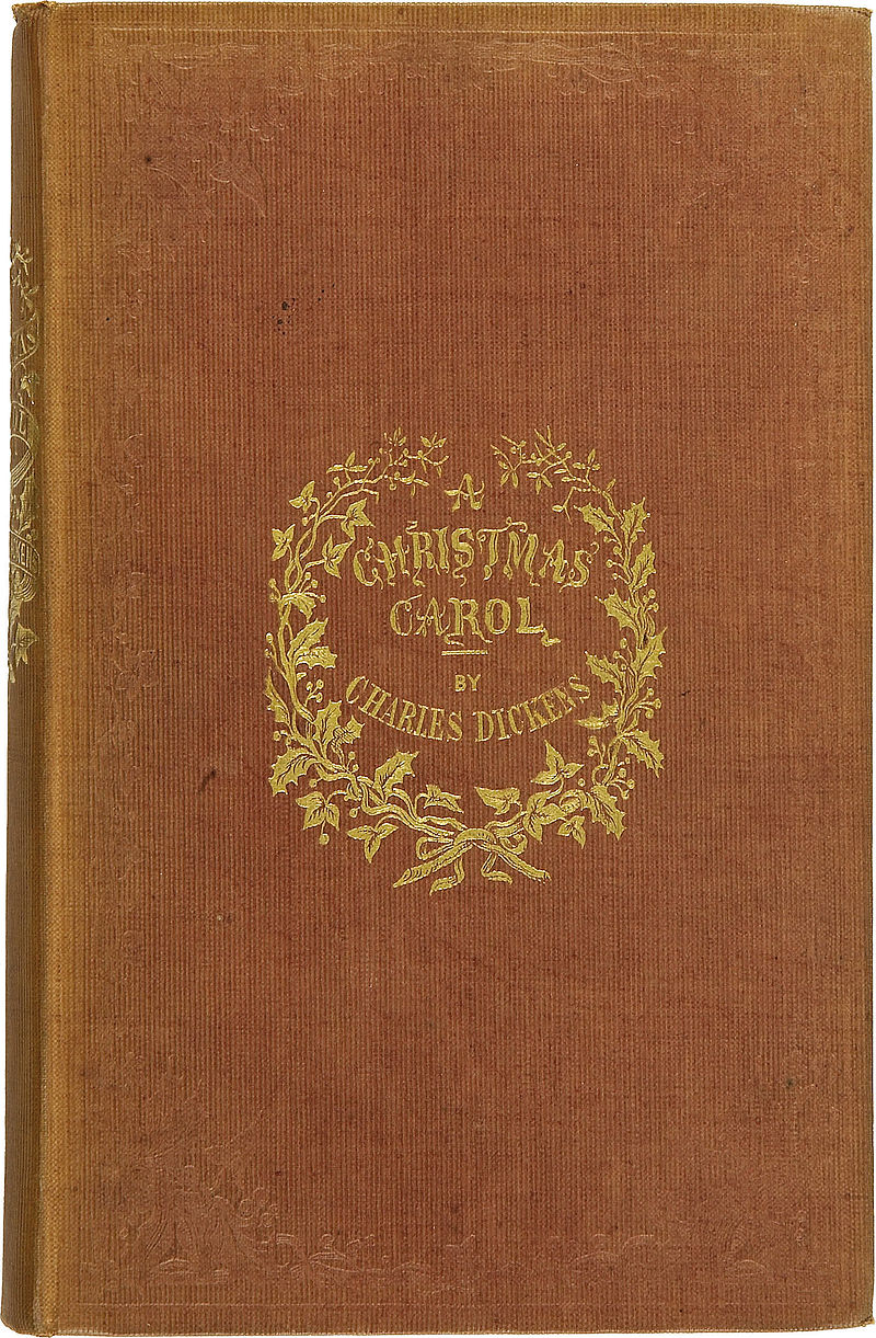 Dramatic Reading: A Christmas Carol by Charles Dickens