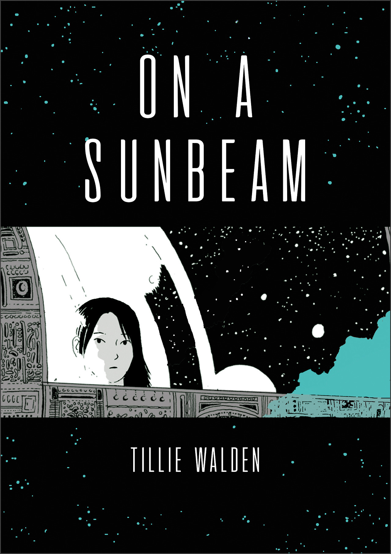 Teen Book Talk: On A Sunbeam