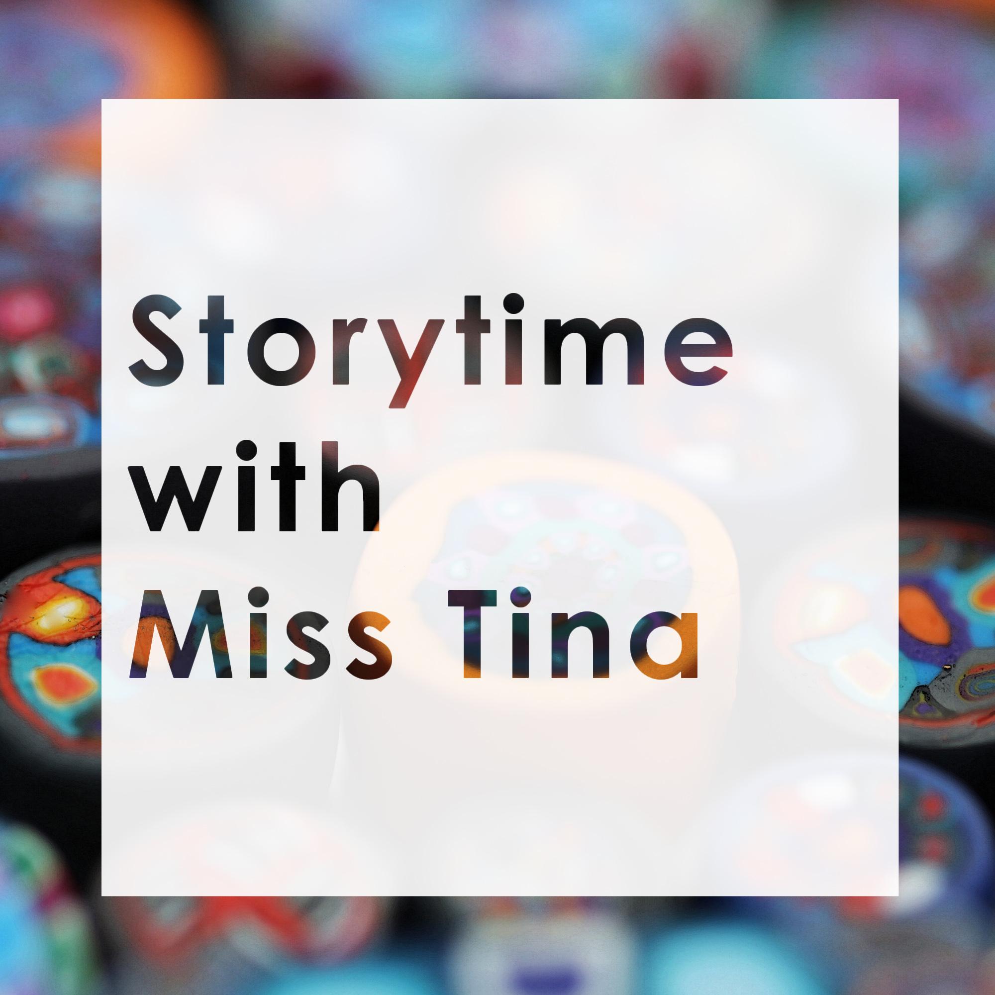 Storytime w/Miss Tina