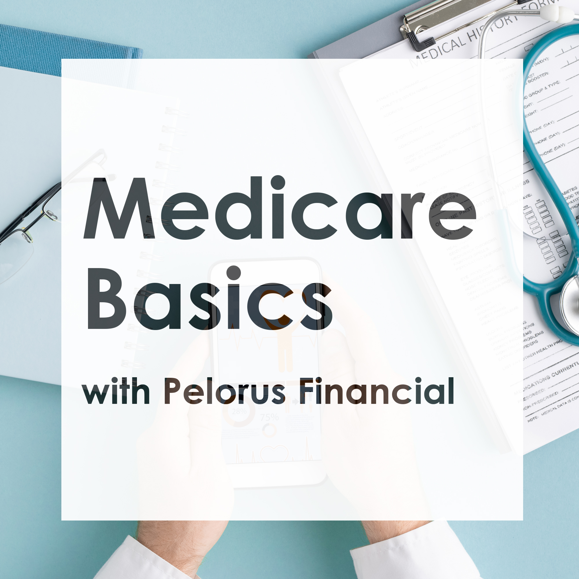 Learn about Medicare Basics