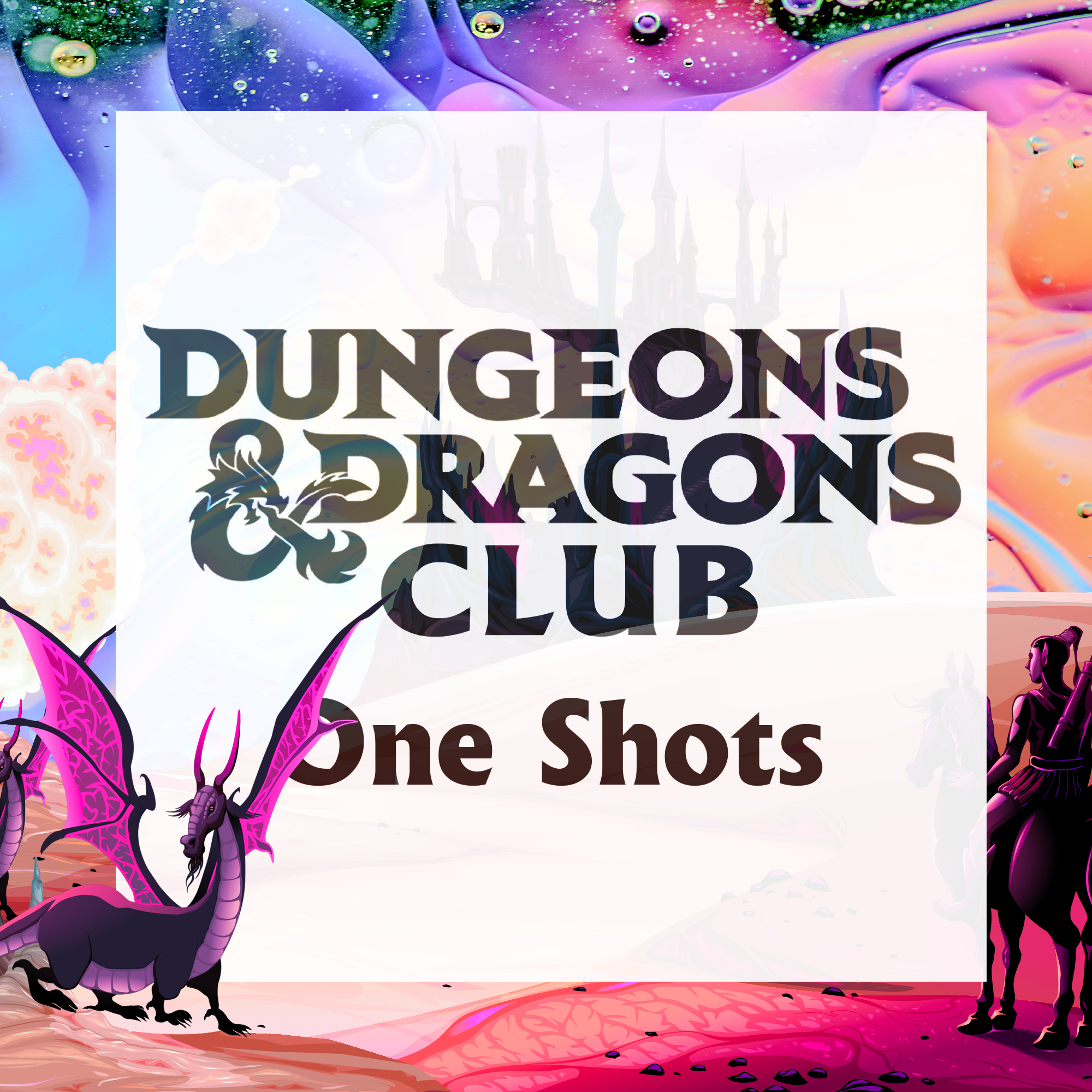 Dungeons & Dragons Club: Summer One Shots!