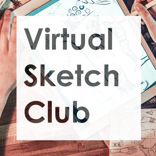 Virtual Sketch Club