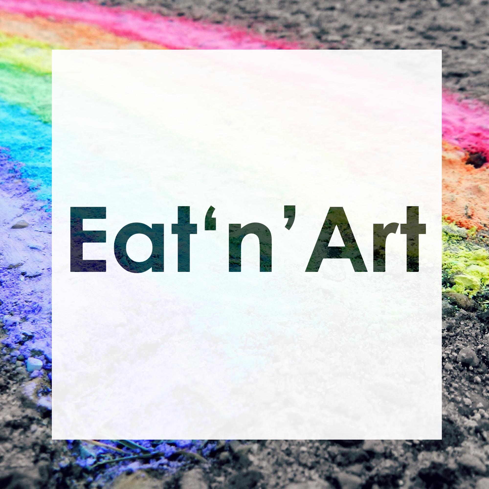Eat 'n' Art!