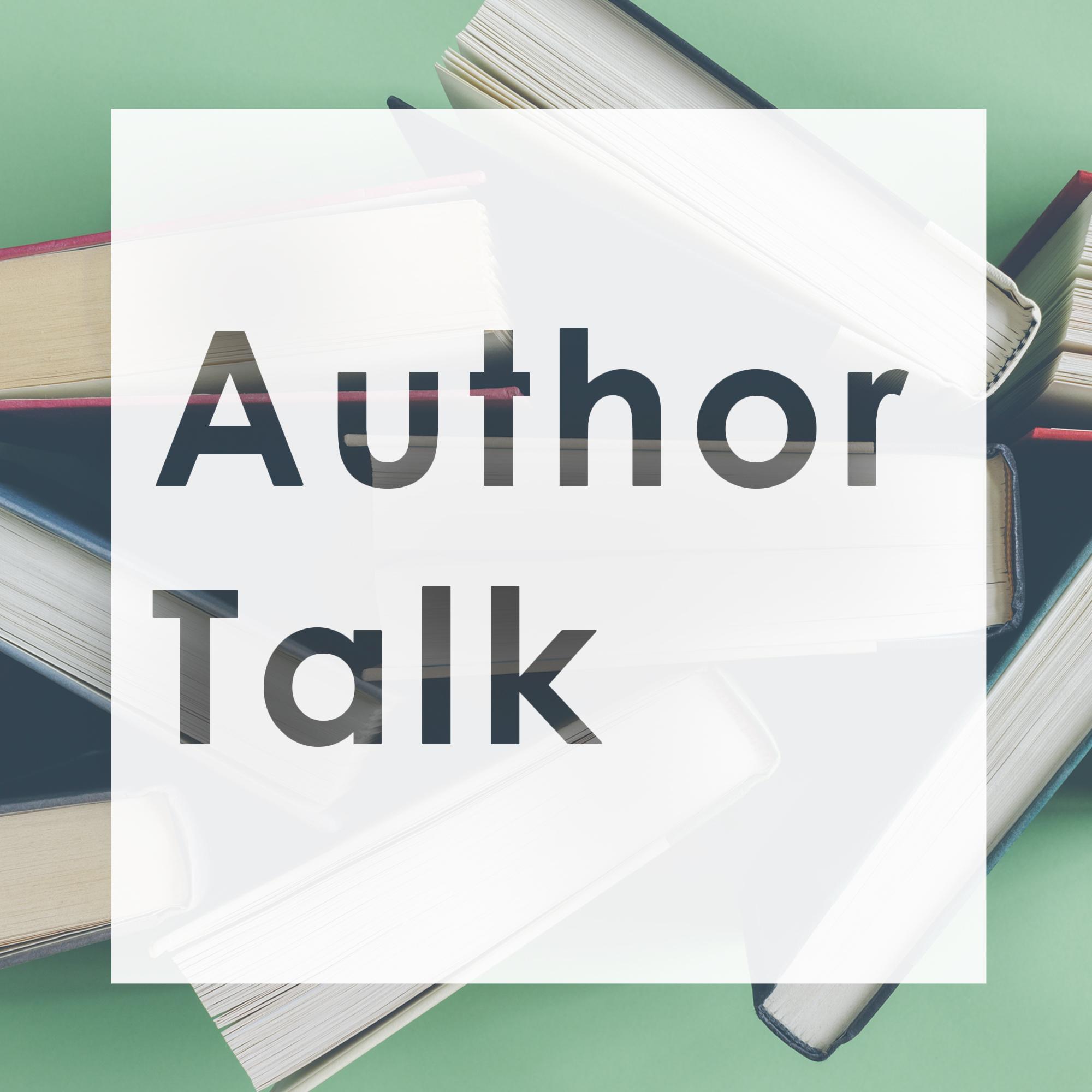 (Local) Author Visit: Katherine Kerestman