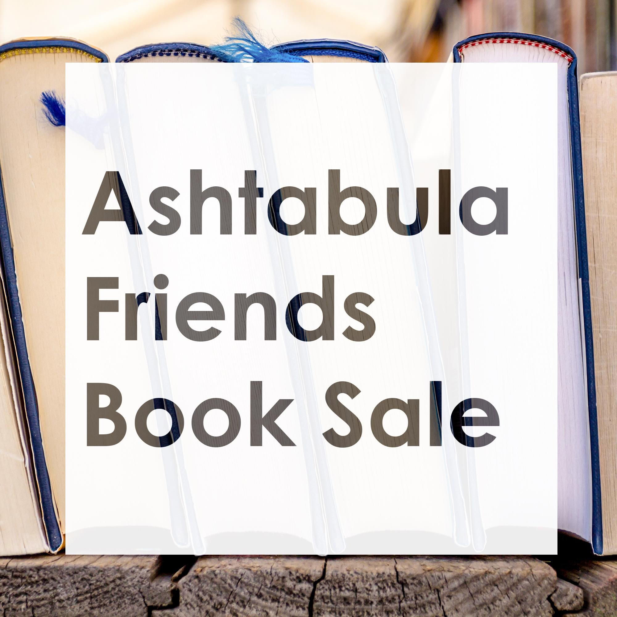 Friends of Ashtabula Library Book Sale