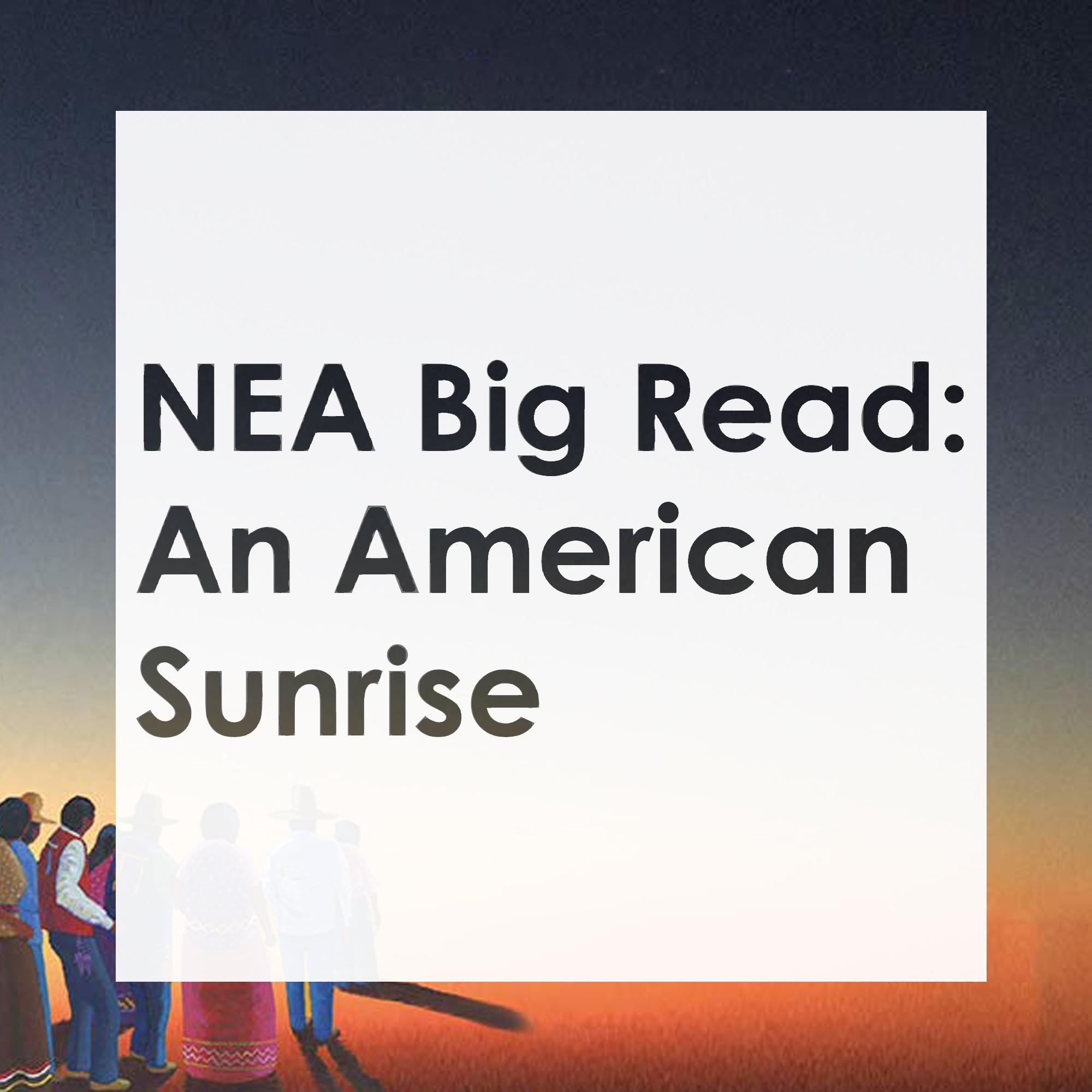 NEA Big Read Book Discussion: An American Sunrise by Joy Harjo