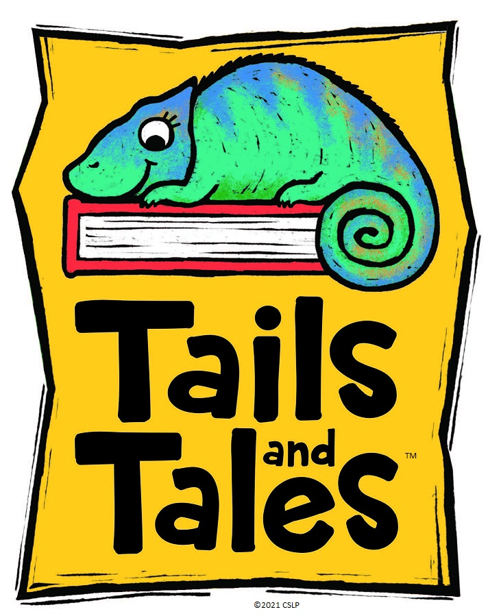 Tails and Tales Summer Reading!