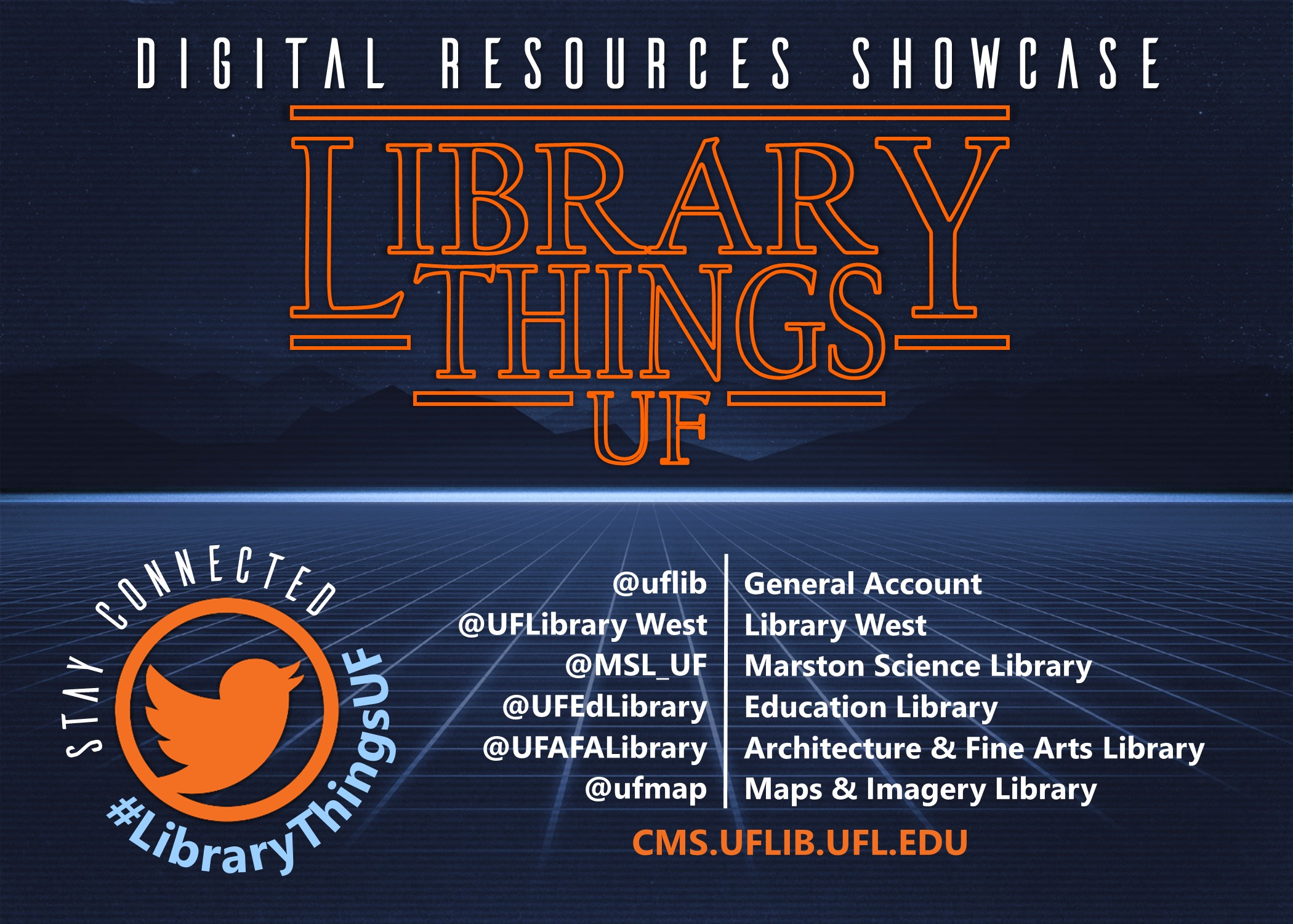 Digital Resources Showcase