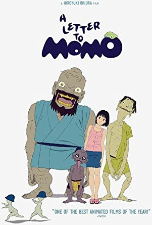 "Library West Presents International Film Fest: ""A Letter to Momo"""