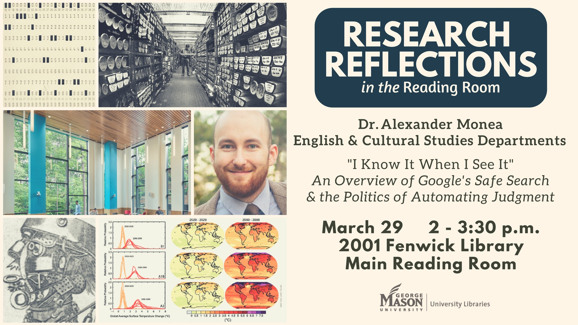 Research Reflections: Dr. Alexander Monea
