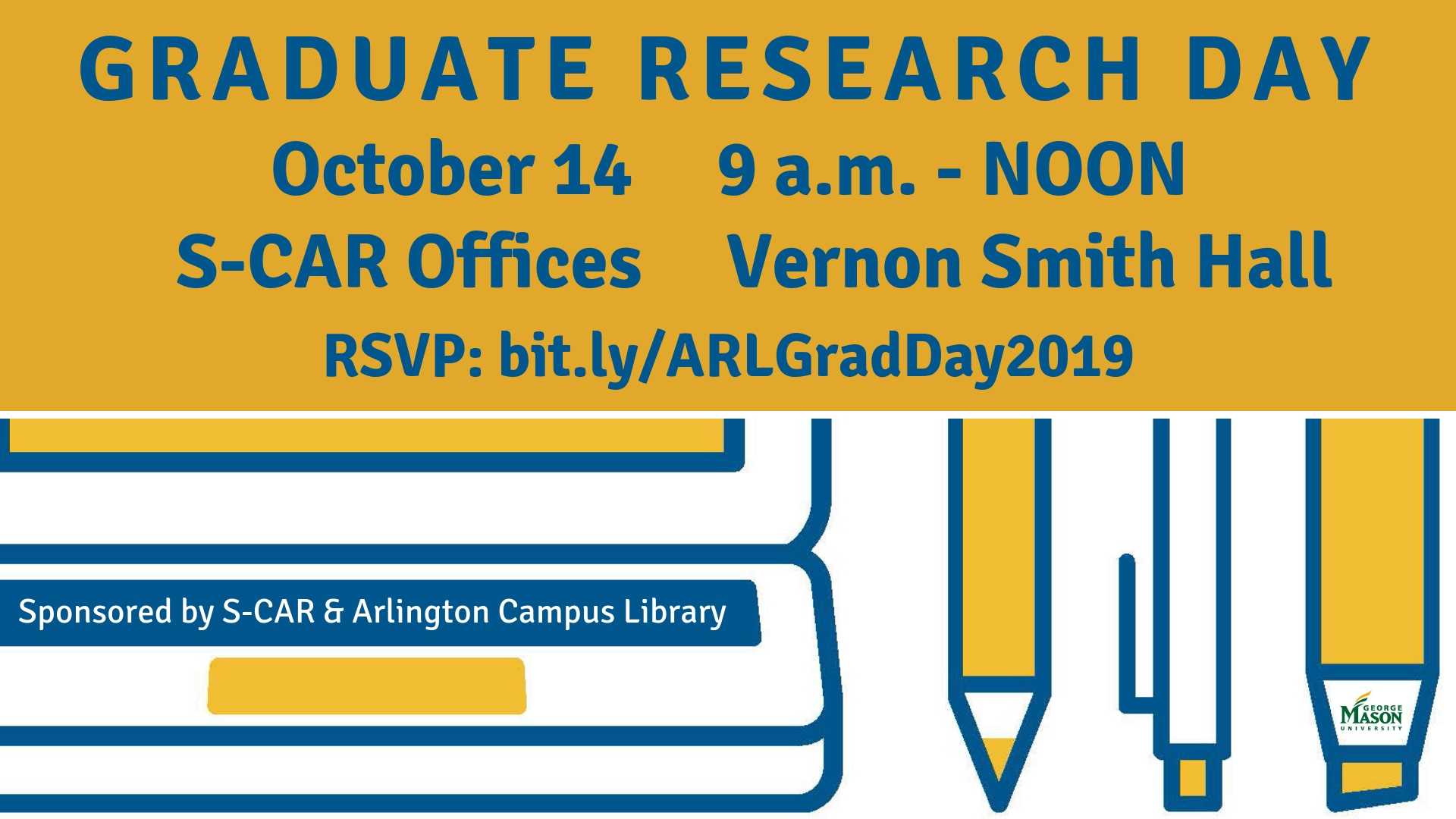 Arlington Graduate Research Day!