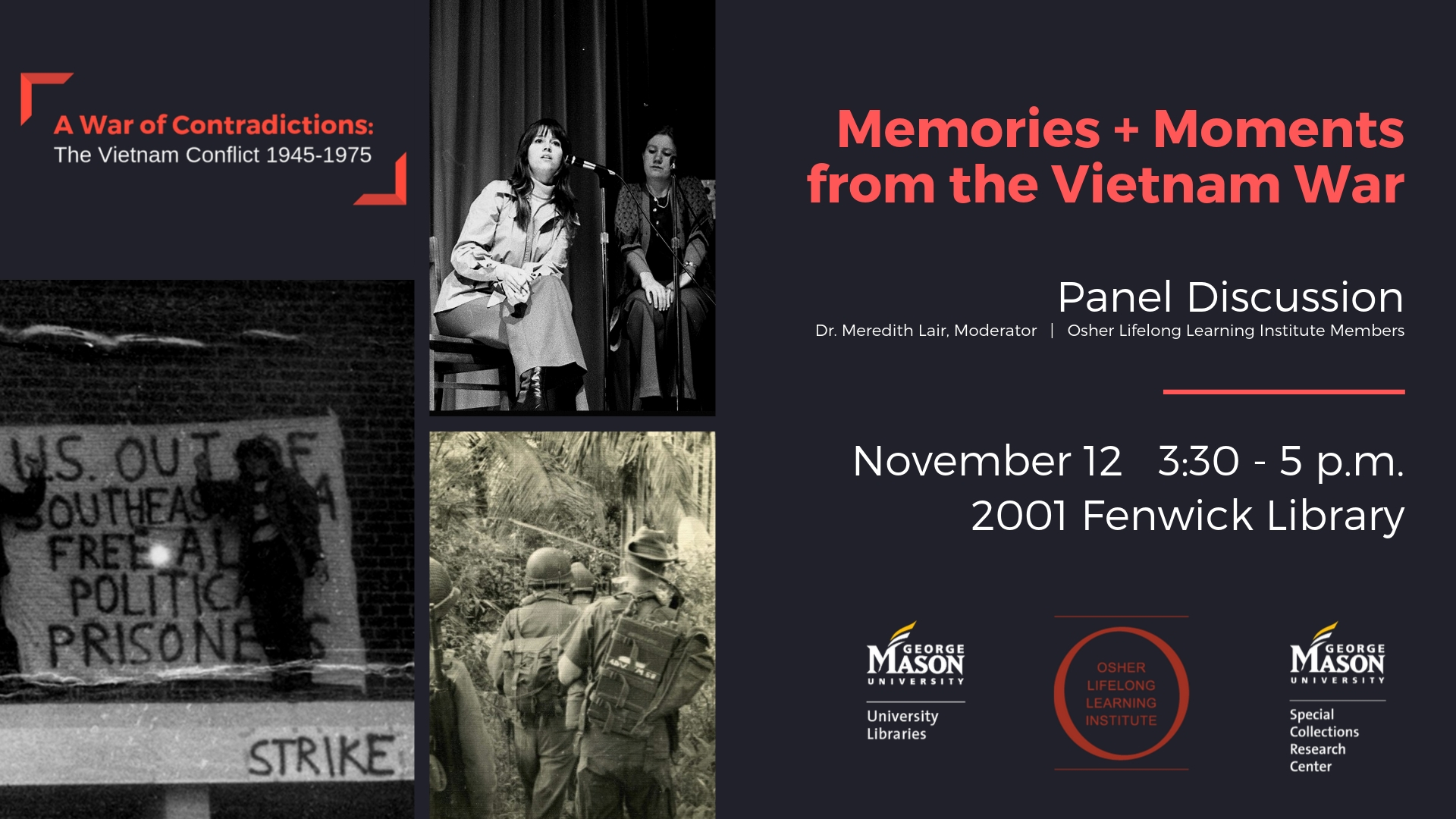 Memories and Moments from the Vietnam War