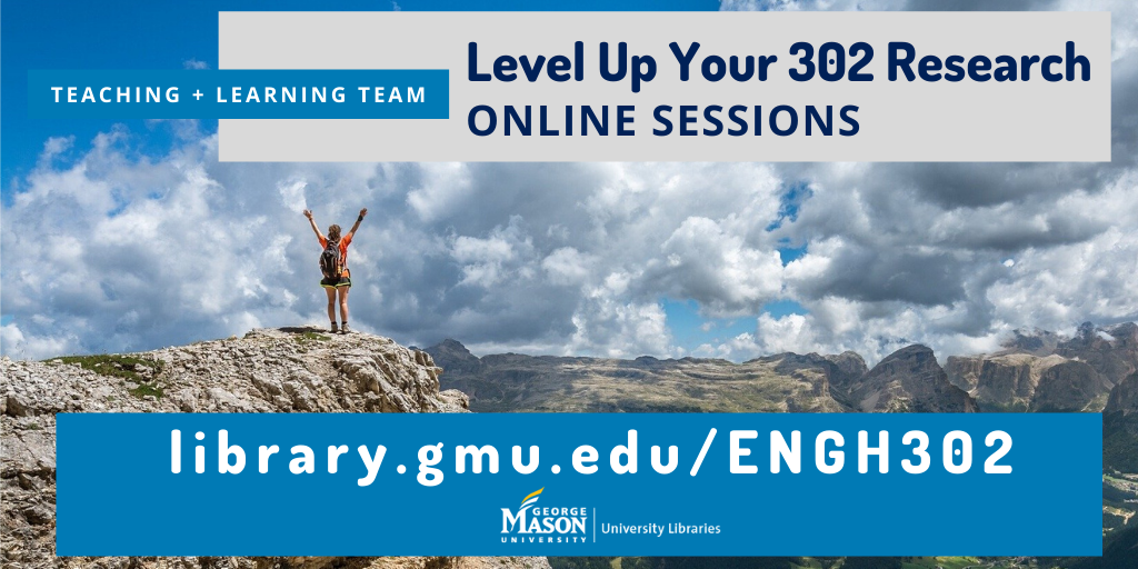 Level Up Your 302 Research   ONLINE