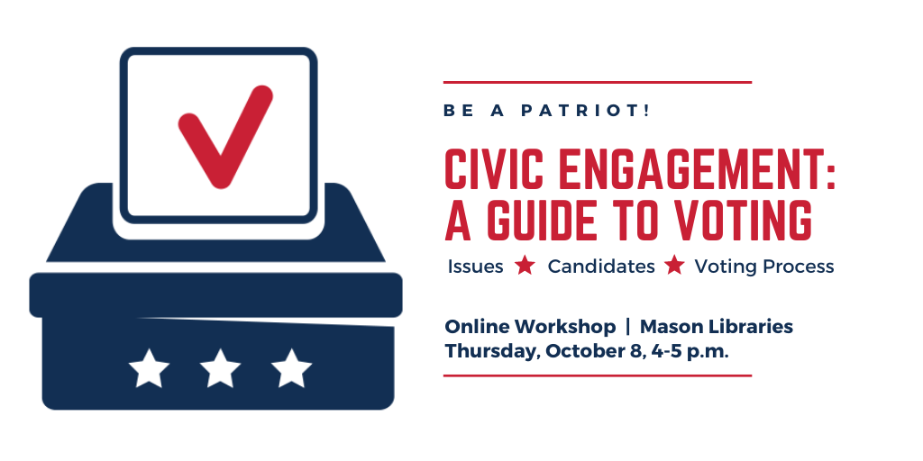 Be a Patriot: A Guide to Voting