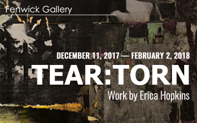TEAR:TORN: Works by Erica Hopkins