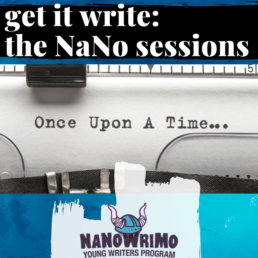 CANCELLED - Get It Write: The Nano Sessions