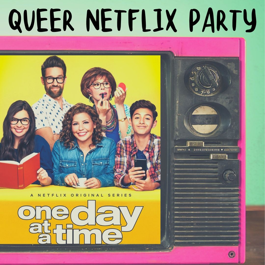 Virtual Teen Queer TV