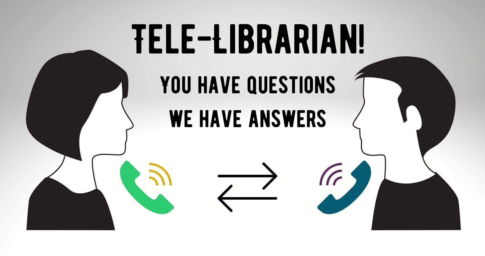 Tele-Librarian