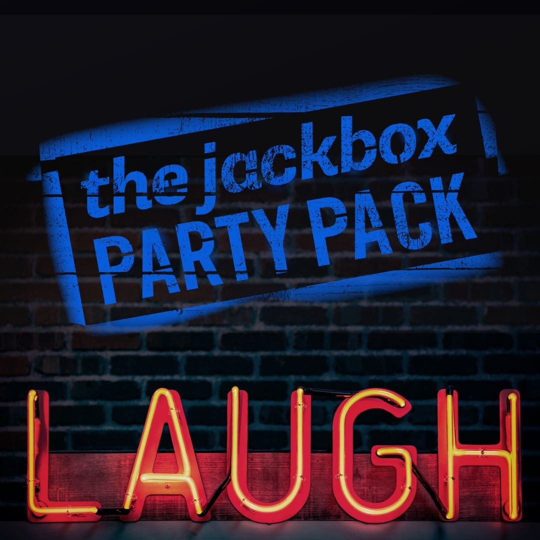 Virtual Jackbox Party Games!