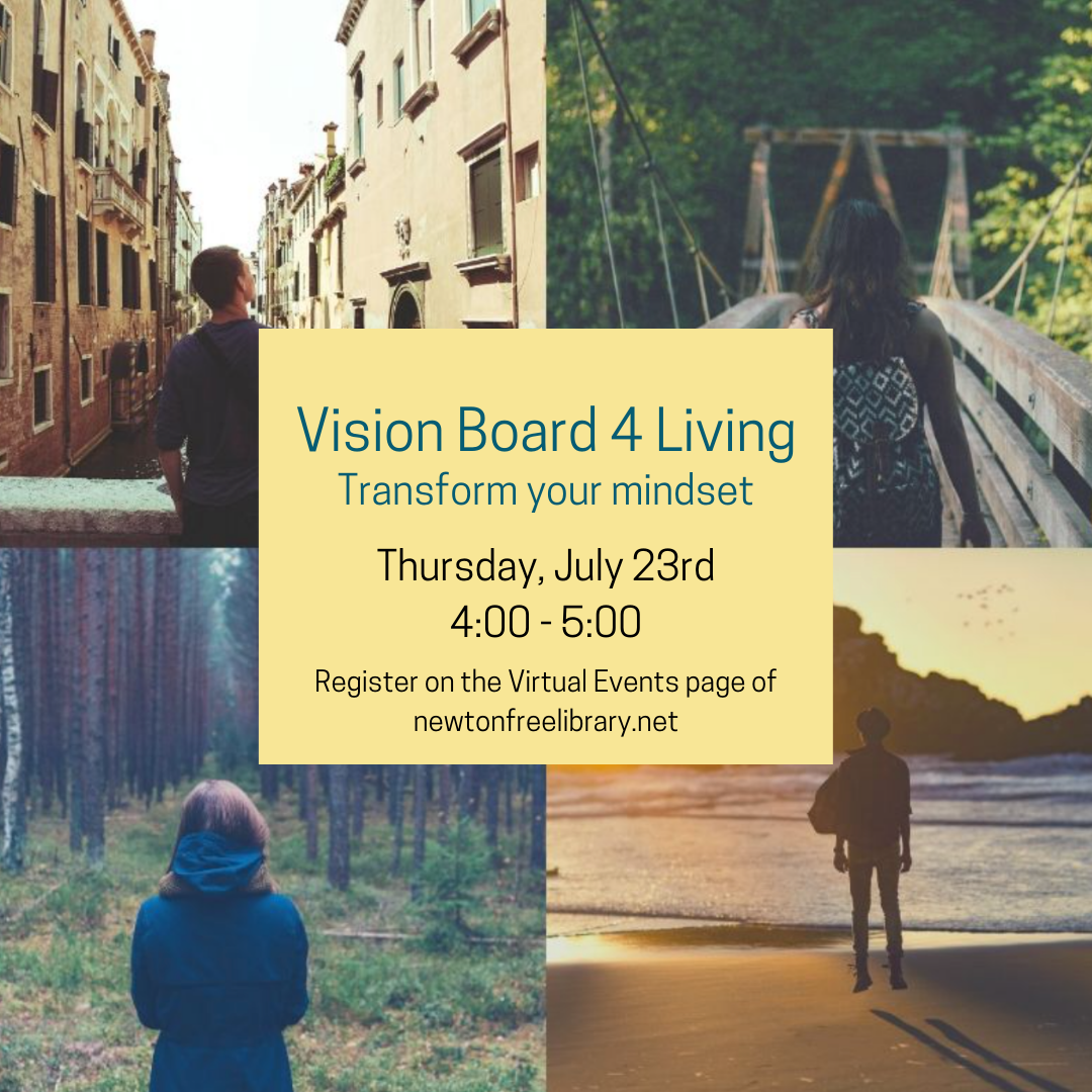 Vision Board 4 Living (Zoom)