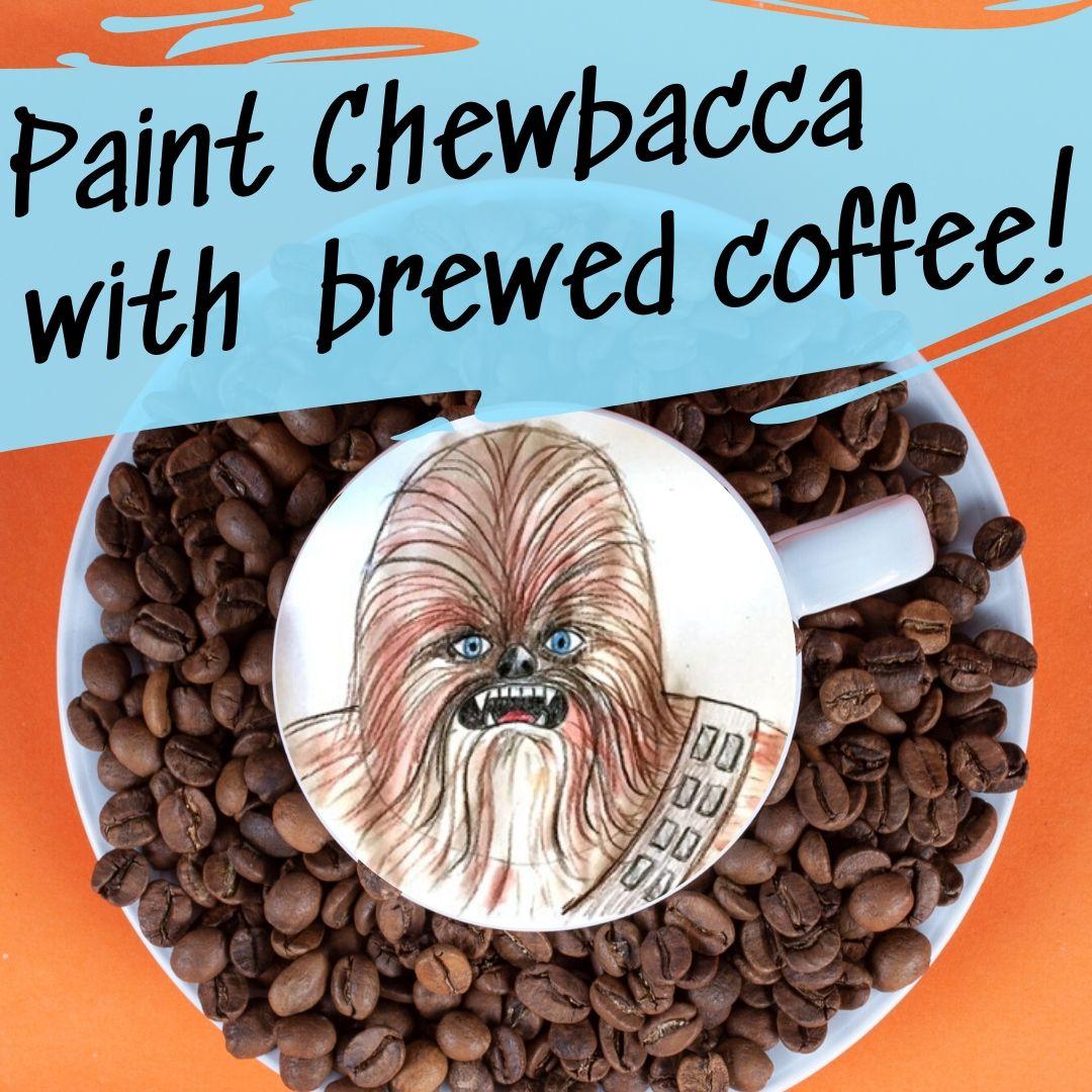 Pop Up Art School Presents: Coffee with Chewbacca!