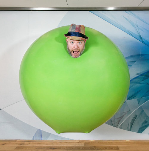 Jungle Jim's Balloon Magic Show
