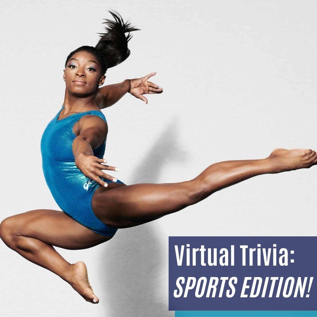 Virtual Trivia Night: Sports!