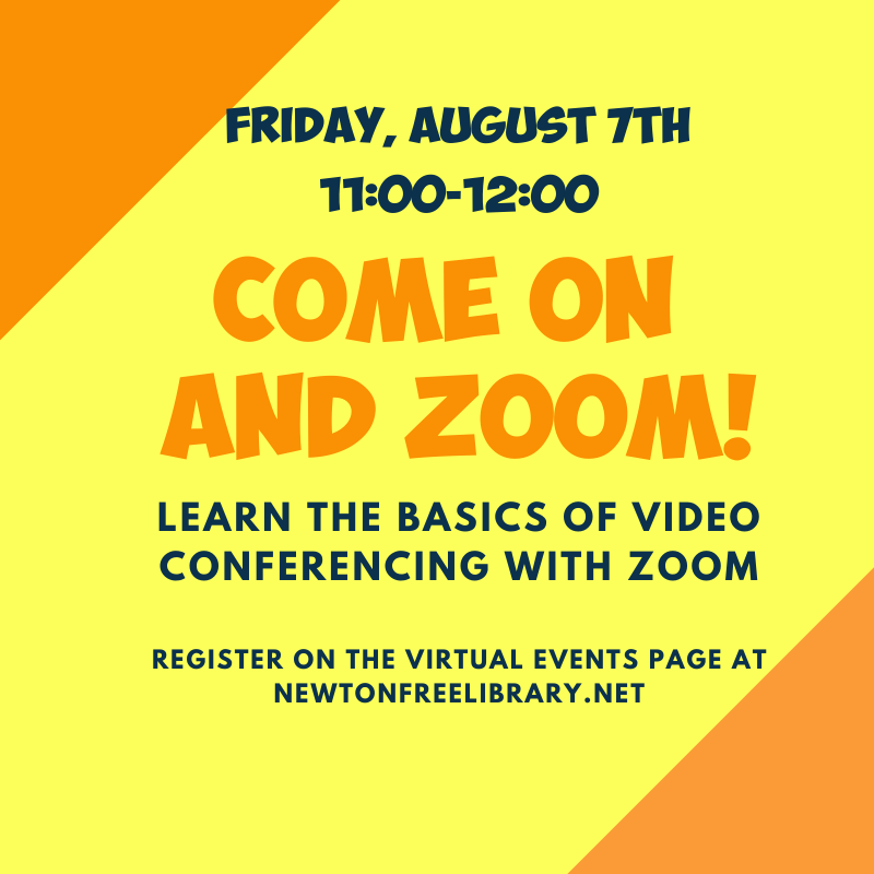 Come On and Zoom!