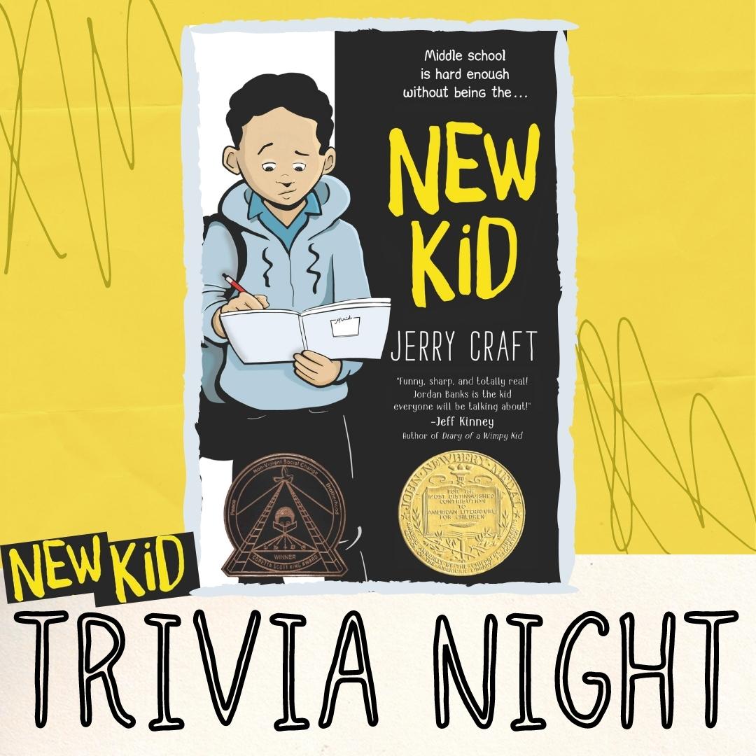New Kid Trivia!