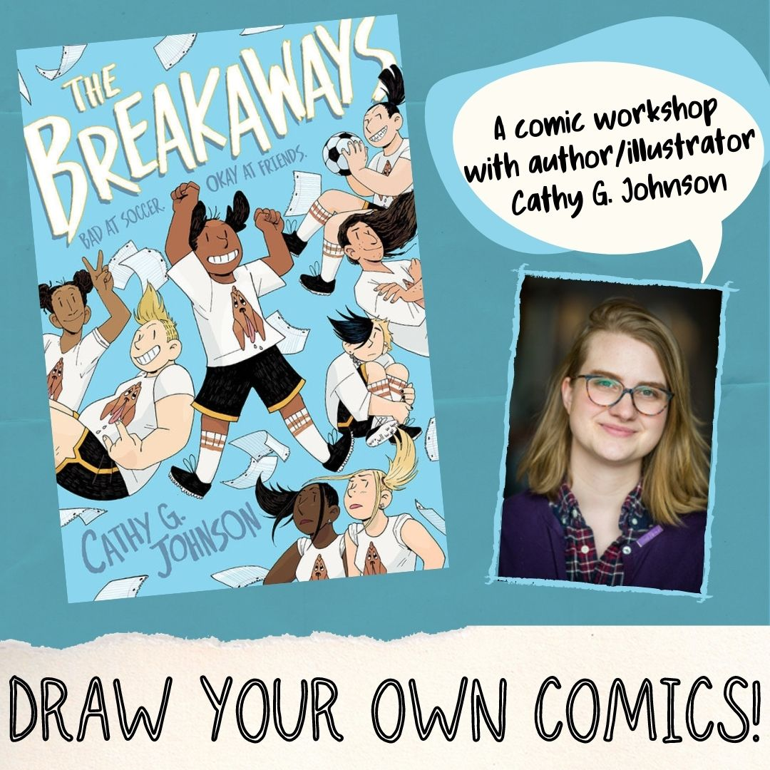 Draw Your Own Comics!