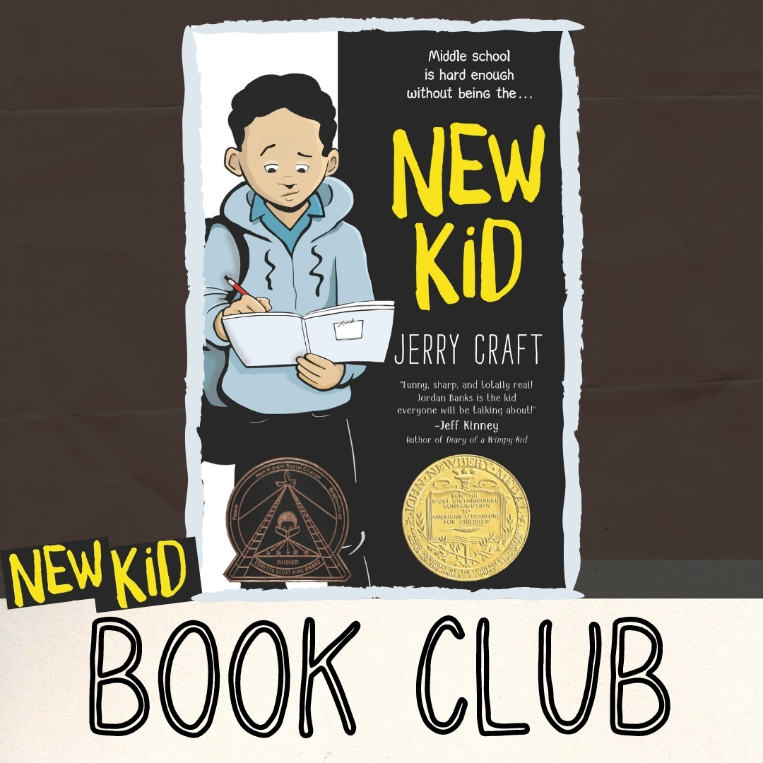 New Kid Book Club