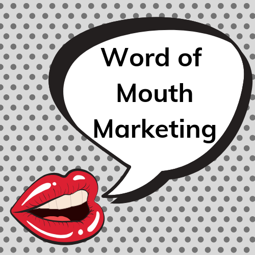 Word of Mouth Marketing : how to drive the message
