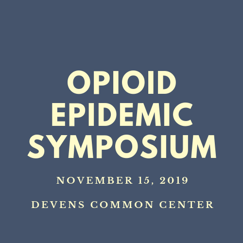Communities in Crisis:  Libraries Respond to the Opioid Epidemic