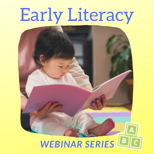 Books and Literacy Tips for Babies & Toddlers