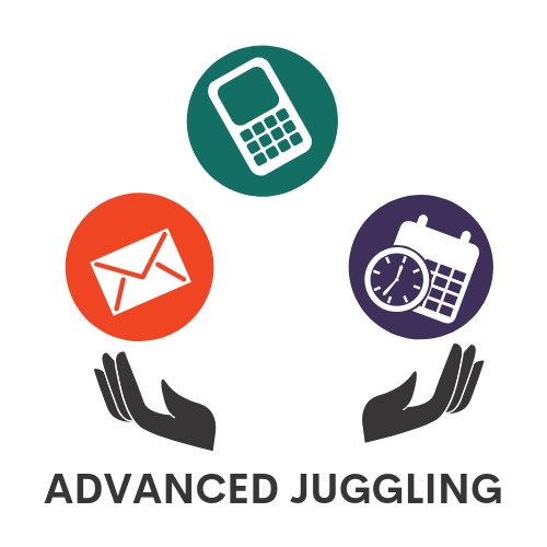 Advanced Juggling : a time management workshop