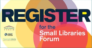 Small Libraries Forum