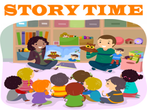Preschool Storytime @ Dallas
