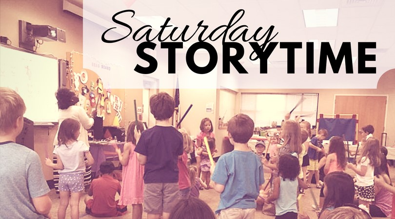 Saturday Family Storytime