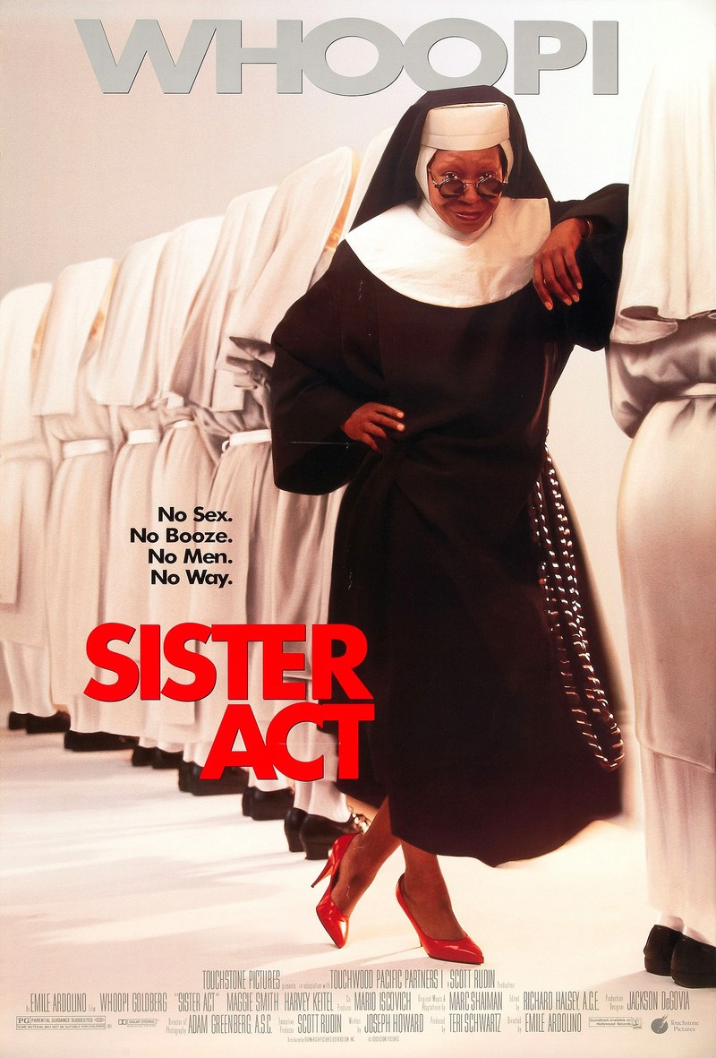 Libraries Rock Film Series - Sister Act