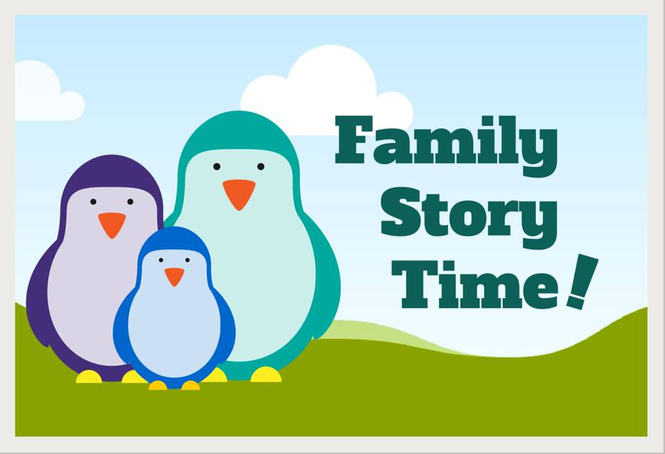 Family Story Time @ Cherryville