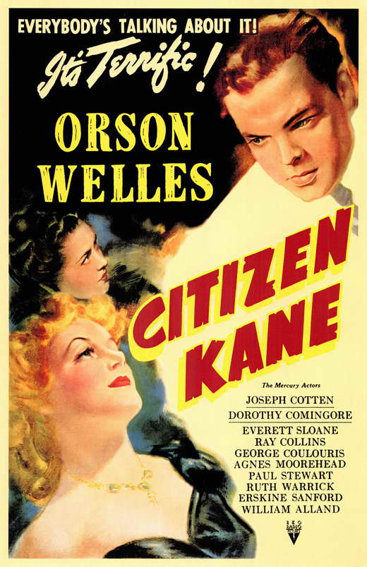 Celebration of the 1940's Film Series - Citizen Kane