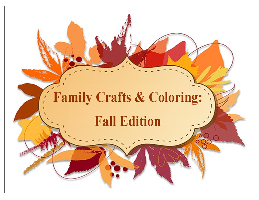 Family Crafts & Coloring: Fall Edition @ Cherryville