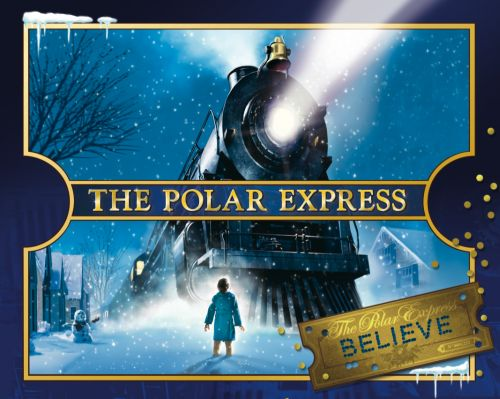 Polar Express Party at Builders and Creators @ Bessemer City