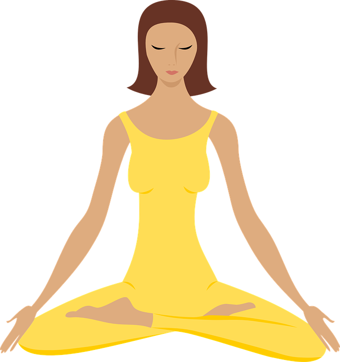 RESCHEDULED - Yoga at the Library - Old Fort